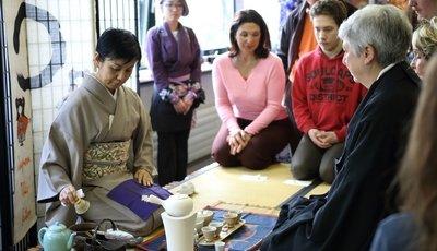 Cérémonie du thé Gyokuro vendredi 18 mars
